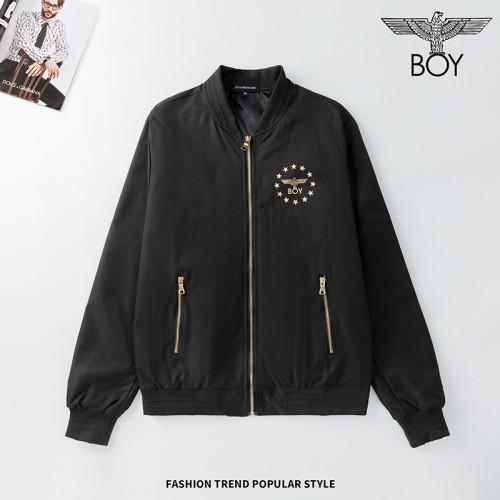 2020 Streetwear Brand Coat Black