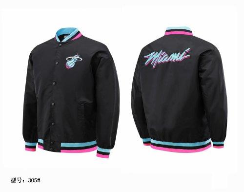 Miami Full-Zip Jacket Black