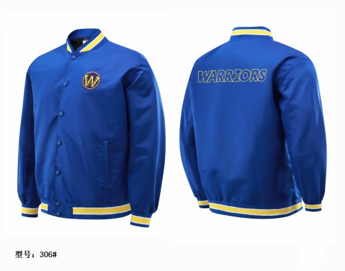 Golden State Full-Zip Jacket Blue