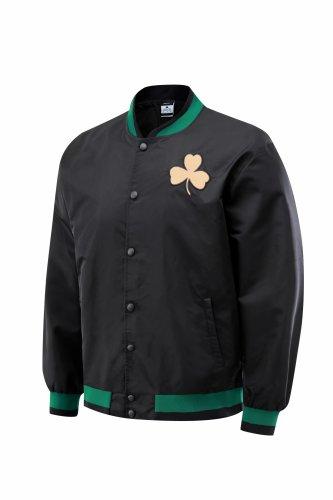 Boston Full-Zip Jacket Black