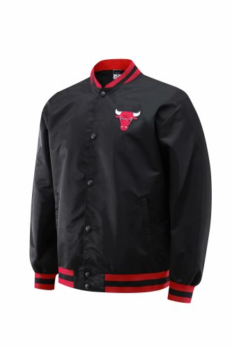 Chicago Full-Zip Jacket Black