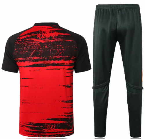 Manchester United 20/21 Training Jersey and Pants C581