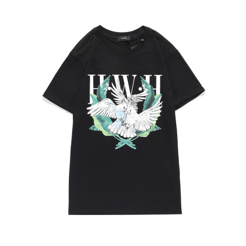 Fashionable Brand T-shirt BLACK