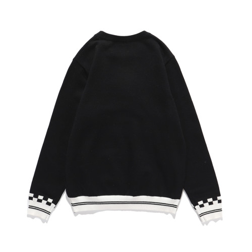 Luxury Brand Sweater BLACK