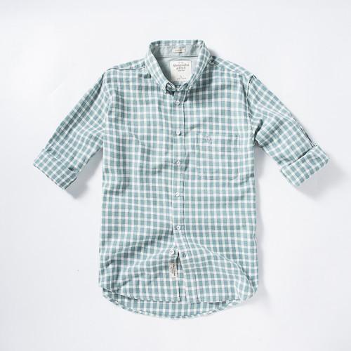 Men's Casual Wear Brand L/S Classic Shirts AFS012