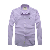 Men's Casual Brand Classic L/S Pure Shirts AF-003