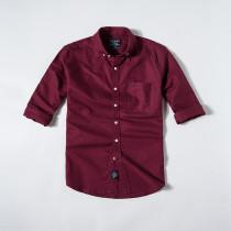 Men's Casual Brand Classic L/S Plaid Shirts AF-003