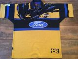 Hurricanes 1998-1999 Men's Retro Home Rugby Jersey