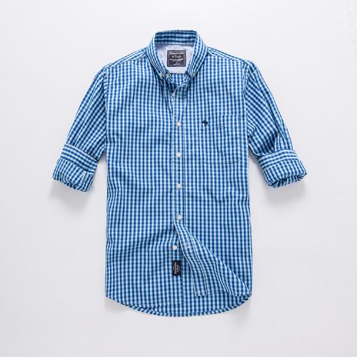 Men's Casual Wear Brand L/S Classic Shirts AFS007