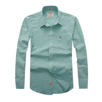 Men's Casual Brand Classic L/S Pure Shirts AF-004