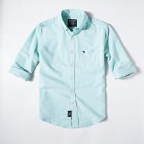 Men's Casual Brand Classic L/S Plaid Shirts AF-004