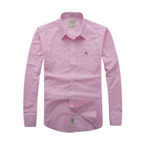 Men's Casual Brand Classic L/S Pure Shirts AF-002