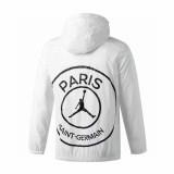 Paris Saint-Germain 20/21 Windbreaker White