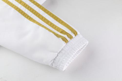 Real Madrid 20/21 Windbreaker White