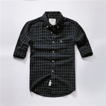 Men's Casual Brand Classic L/S Plaid Shirts AF-013