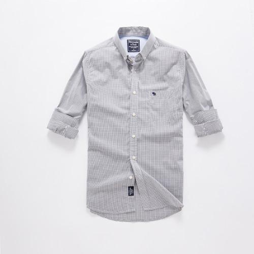 Men's Casual Wear Brand L/S Classic Shirts AFS004