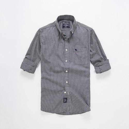 Men's Casual Wear Brand L/S Classic Shirts AFS003