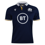 Scotland 2020-21 Men's Home Rugby Jersey
