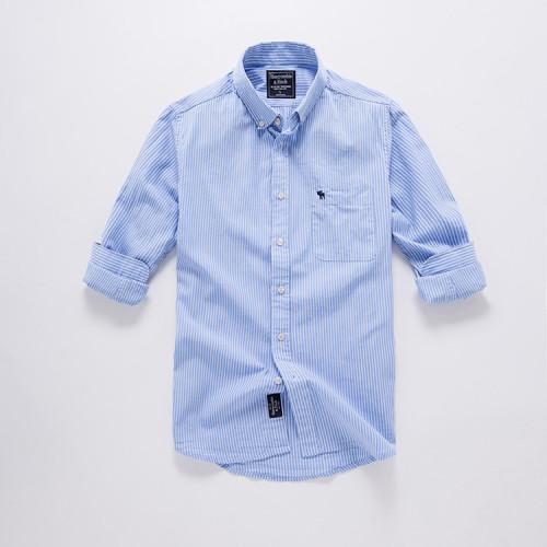 Men's Casual Wear Brand L/S Classic Shirts AFS002