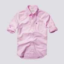 Men's Casual Brand Classic L/S Plaid Shirts AF-017