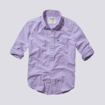 Men's Casual Brand Classic L/S Plaid Shirts AF-016