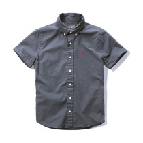 Men's Casual Brand Classic S S Pure Shirts AF-H821-053