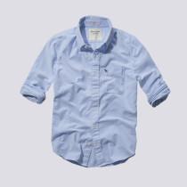 Men's Casual Brand Classic L/S Plaid Shirts AF-014