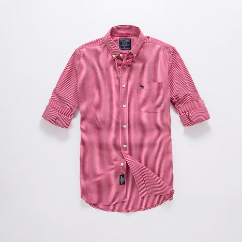Men's Casual Wear Brand L/S Classic Shirts AFS005