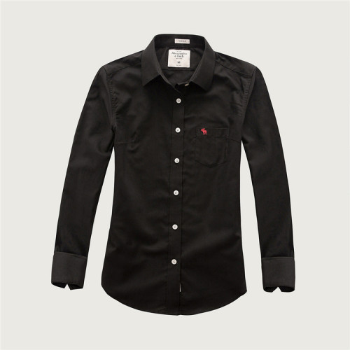 Women's Casual Wear Brand Classic L/S Pure Shirts AF-W-006