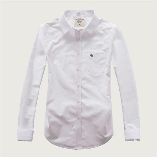 Women's Casual Wear Brand Classic L/S Pure Shirts AF-W-002