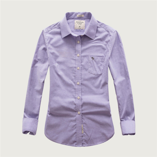 Women's Casual Wear Brand Classic L/S Pure Shirts AF-W-004