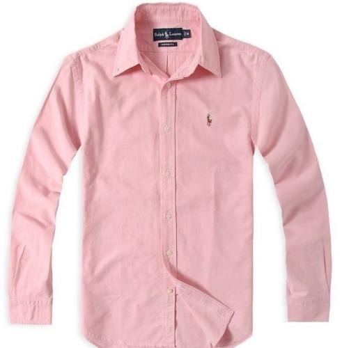 Men's Fashionable Brand LS Classic Shirts 7030-2