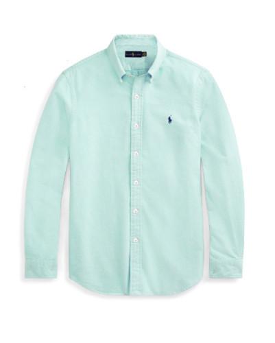Men's Fashionable Brand LS Classic Shirts H9006-4