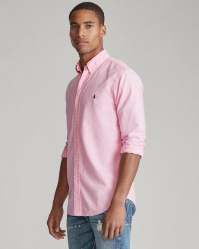 Men's Fashionable Brand LS Classic Shirts H9006-5
