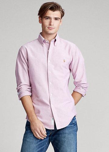 Men's Fashionable Brand LS Classic Shirts 7030-5