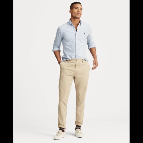 Men's Fashionable Brand LS Classic Shirts H9006-3