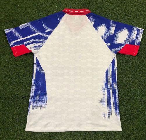 PSG 1992-1993 Home Retro Jersey
