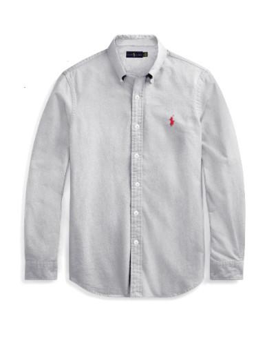 Men's Fashionable Brand LS Classic Shirts H9006-7