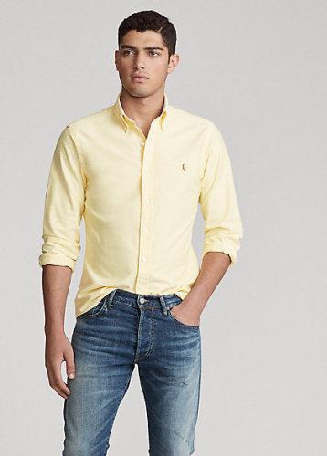 Men's Fashionable Brand LS Classic Shirts 7030-4