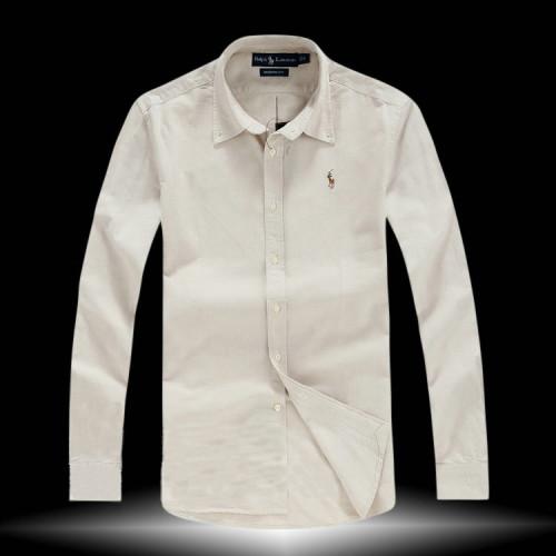 Men's Fashionable Brand LS Classic Shirts 7030-7
