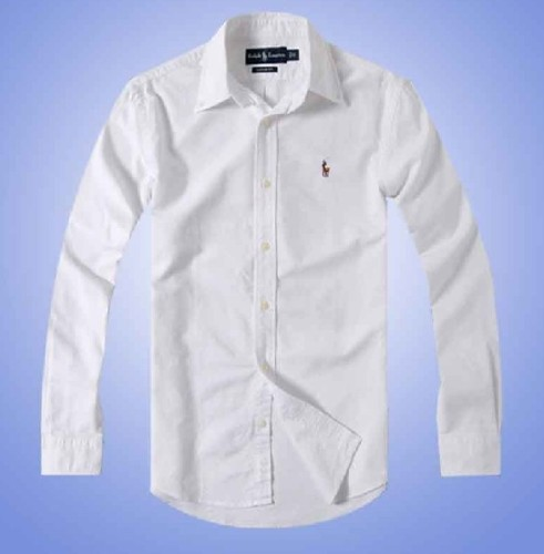 Men's Fashionable Brand LS Classic Shirts 7030-3