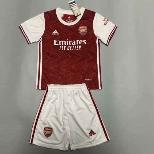 ARS 20/21 Kids Home Soccer Jersey and Short Kit