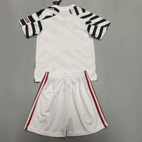 Manchester United 20/21 Kids Third Soccer Jersey and Short Kit