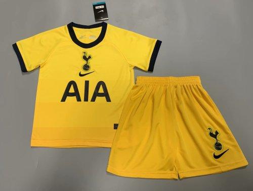 TOT 20/21 Kids Third Soccer Jersey and Short Kit