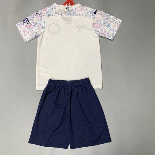 Manchester City 20/21 Kids Third Soccer Jersey and Short Kit