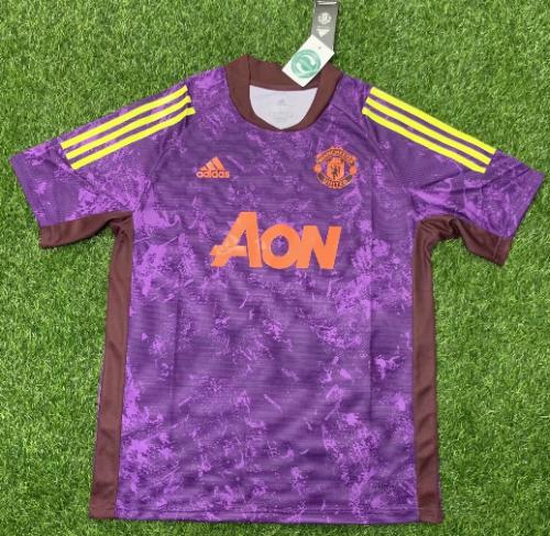 Thai Version Manchester United 20/21 Training Jersey