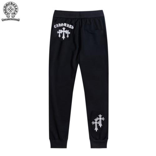 Streetwear Brand Pants BLACK