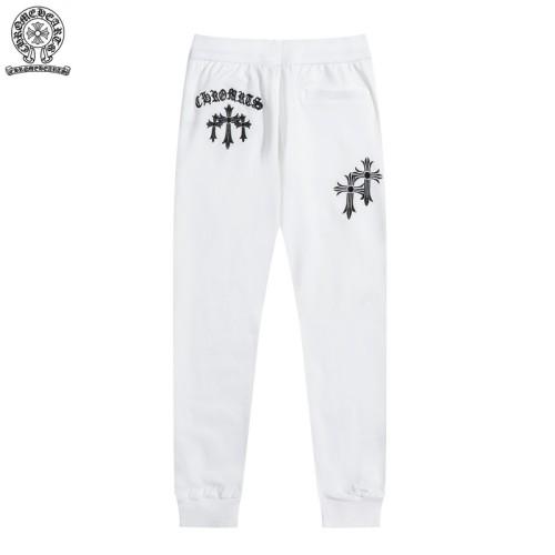 Streetwear Brand Pants WHITE