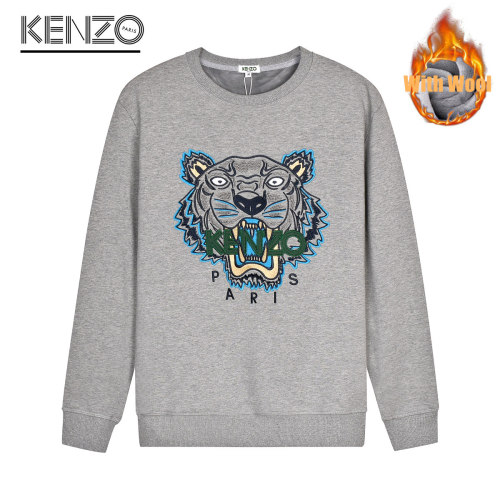 Fashionable Brand Sweater Gray WITH WOOL