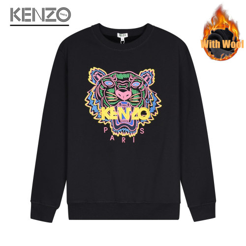 Fashionable Brand Sweater Black WITH WOOL